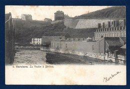 Verviers. La Vesdre à Béribou. 1905 - Verviers