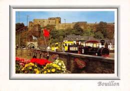 CPM - BOUILLON - Le Petit Train - Bouillon