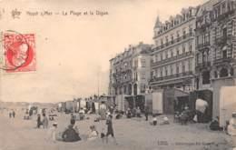 HEYST S/MER - La Plage Et La Digue - Heist
