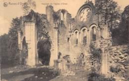Ruines D'Orval - Transept De L'église D'Orval - Florenville