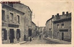 ROZIER-COTES-D'AUREC LA GRAND'RUE 42 LOIRE - Sin Clasificación