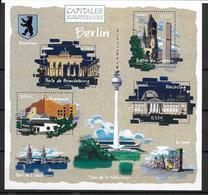 France 2005 Bloc Feuillet N° 88 Neuf Berlin à La Faciale - Blocs & Feuillets