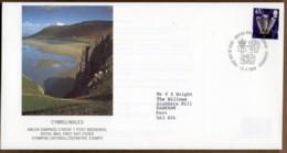 2000 25 Apr 65p Value FDC BUREAU - Wales