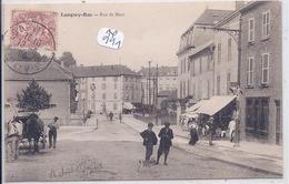 LONGWY-BAS- RUE DE METZ - Longwy