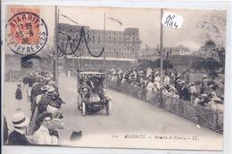 BIARRITZ- BATAILLE DE FLEURS - Biarritz