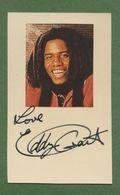 EDDY GRANT  AUTOGRAPHE / AUTOGRAMM  In Person Signed Photo 7,6/12,5 Cm - Autographes