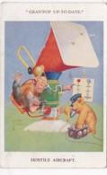 GRANPOP SERIES -HOSTILE AIRCRAFT - Postcards