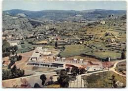SAINT AFRIQUE - Vue Aérienne. Ecole De Métiers E.D.F. Et Ecole St. Gabriel. St - Saint Affrique
