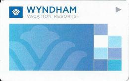 Wyndham Hotel Room Key Card - Hotel Keycards