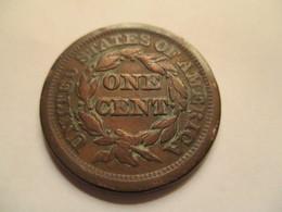 USA: One Cent 1851 - Emissioni Federali