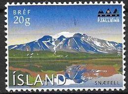 Islande 2002 N°932 Neuf** Année De La Montagne Snaefel - 1944-... Republik