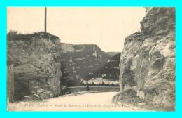 A728 / 383  25 - LA LOUE Route De Besancon à L'Entrée Des Gorges De La Loue - France