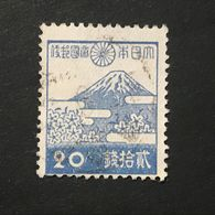◆◆◆Japan 1944  2nd  Showa Series  20Sen  USED  AA848 - Used Stamps