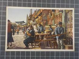 9418) China Chine Peking Street Life Ed. Hartung's Photo Shop - China