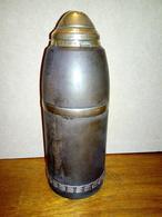 Obus 8,7 Cm Belge Ww1 - 1914-18