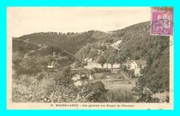 A730 / 221  63 - BOURG LASTIC Vue Générale Des Gorges Du Chavanon - Other Municipalities
