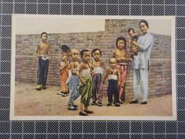 9425) China Chine Peking Chinese Children Ed. Hartung's Photo Shop - China