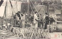 SAINT-ETIENNE SOCIETE ANONYME DES CONSTRUCTIONS MECANIQUES DE LA LOIRE AUTOMOTO ATELIERS USINE INDUSTRIE AUTOMOBILE - Saint Etienne