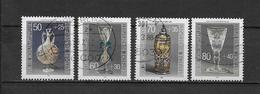LOTE 1867 /// ALEMANIA FED. AÑO 1986 // YVERT Nº: 1129/1132 (o) - CATALOG.2014/COTE: 7€ - ¡¡¡ LIQUIDATION !!!! - Used Stamps