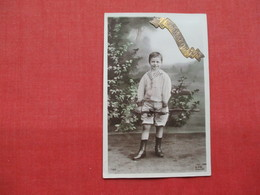 Young Boy  France Stamp  Ref 3219 - Other