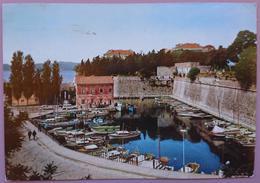 ZADAR - YUGOSLAVIA (CROATIA) Mala Luka - Small Harbour - Piccolo Porto Vg 1967 - Jugoslavia