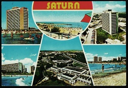 Mangalia  -  Hotel Saturn  -  Ansichtskarte Ca. 1980    (10106) - Rumänien
