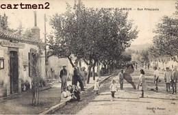 CHABET-EL-AMEUR LA RUE PRINCIPALE ANIMEE Boumerdès ALGERIE - Algérie