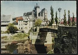 Diez An Der Lahn  -  Schloß  -  Ansichtskarte Ca. 1960    (9849) - Diez