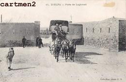 DJELFA PORTE DE LAGHOUAT DILIGENCE ATTELAGE ALGERIE - Djelfa
