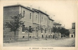 BOGHARI GROUPE SCOLAIRE ALGERIE - Autres Villes