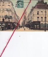 CP 59  - DOUAI -  Rue De La Mairie  -   Carte Toilée - Douai