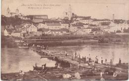 61-275 Belarus Grodno Brücke Bridge I WW - Belarus