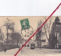 CP 59  - DOUAI -    Rue Et Porte De Valenciennes - Douai