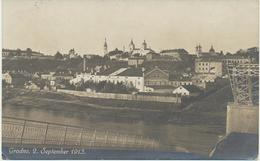 61-278 Belarus Russia Grodno September 1915  Verlag Herold Kiel Feldpost 1916 - Belarus