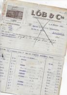 NUREMBERG  LÖB Et Cie  Comptoir D' échantillons - Allemagne