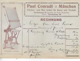 MUNCHEN  .- Paul CONREDT - Allemagne