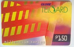 Globe Telecom 150 Pesos Chip Card - Philippines