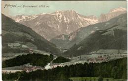 41mp 937 A/K - FOLZTAL MIT HOCHSCHWAB - Austria