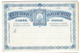 15248 - Entier - Honduras