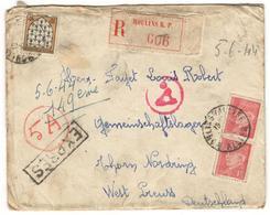 15256 - Pour S.T.O. à THORN - Guerra Del 1939-45