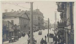 61-294 Belarus Russia Minsk Zacharevskaya Strasse Street - Belarus