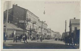 61-295 Belarus Russia Minsk Zacharevskaya Strasse Street - Belarus