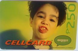 Express Telecom 250 Pesos - Philippines
