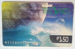 Globe Telecom 150 Pesos - Philippines