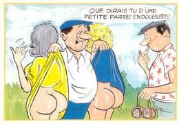 Illustrateur Alexandre - Serie Boulistes    AM 594 - Alexandre