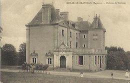 2274 Ruillé Le Gravelais - Château De Terchant - France