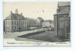 Turnhout Eglise St Pierre Et Marché - Turnhout