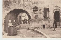 C.P.A. - PHOTO - VENCE - VIEILLE RUE - ANIMÉE - 1311 - RAYNARD - THIERY SIGRAND - VETEMENTS - Vence