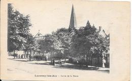 LUCENAY-les-AIX : Sortie De Messe - Autres Communes