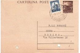 £3 + £5 - 6. 1946-.. Repubblica